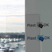 Standard plader extruderet Polycasa® PC klar