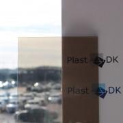 Standard plader Polycasa® PC røg/bronze UV