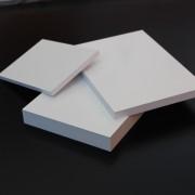Standard plader FoamaLite® hvid opskummet PVC