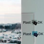 Standard plader extruderet transparent PETG